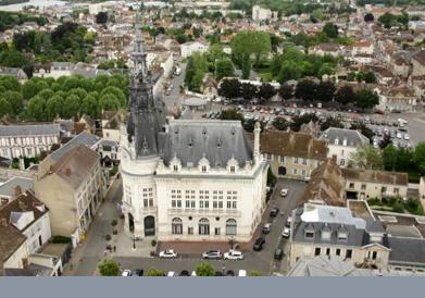 Hôtel de ville de Sens